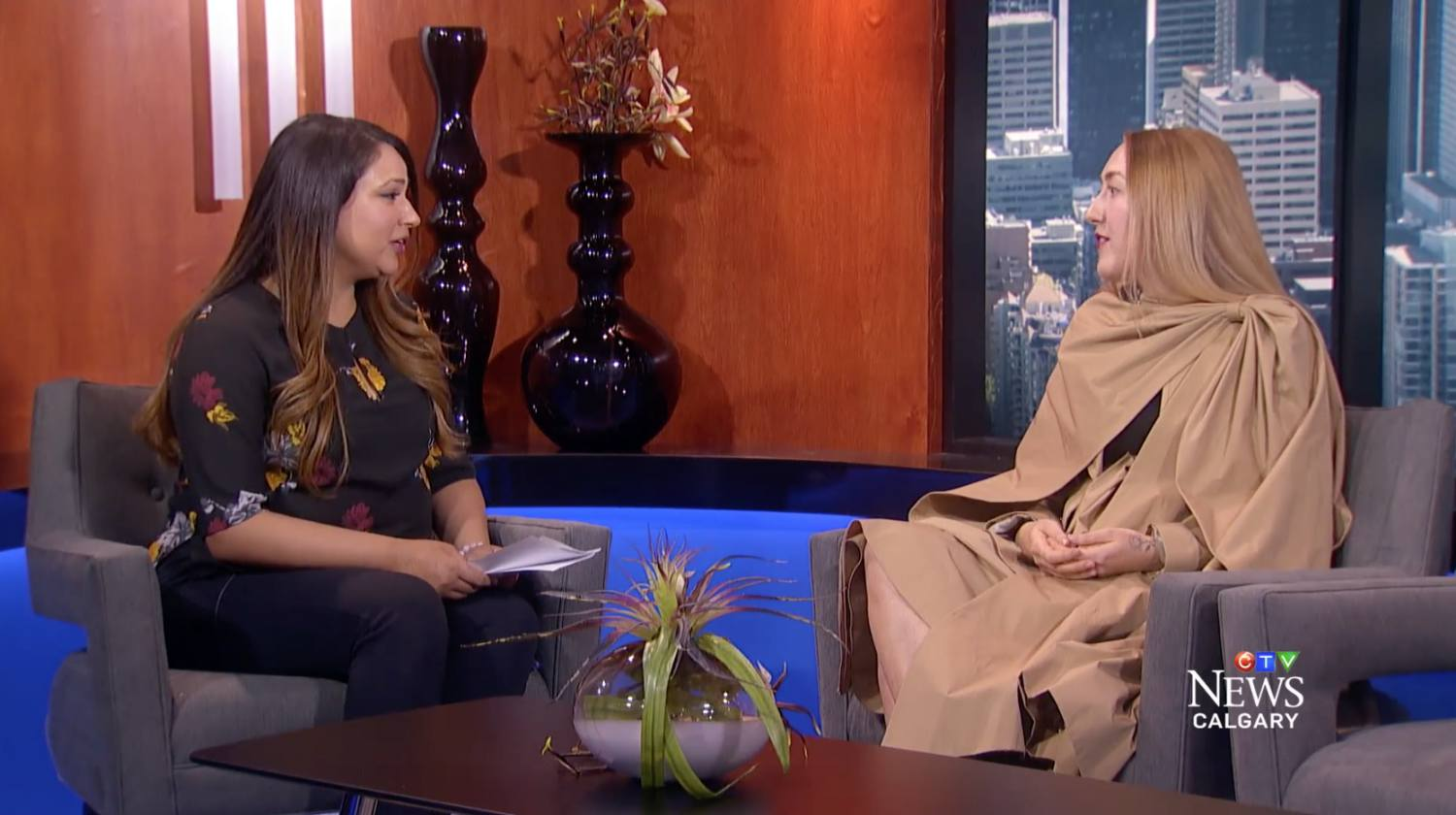 CTV Calgary (Television Interview, March, 2019)