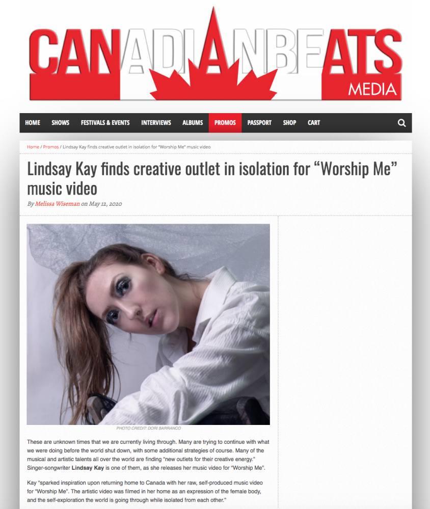 Canadian Beats (May, 2020)